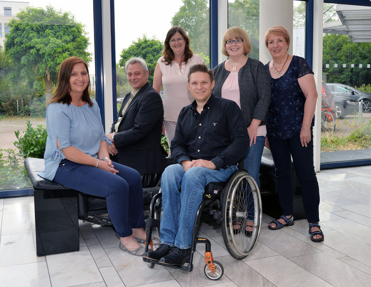 RWTH Concerns for Employees with Disabilities Team